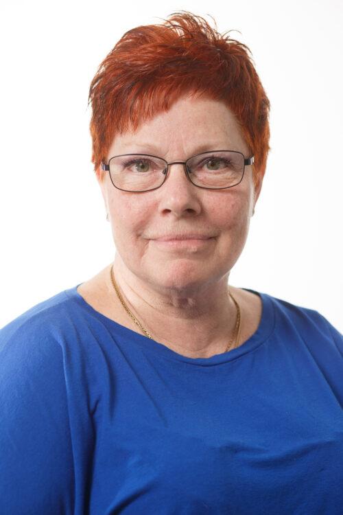 Specialsygeplejerske Else Mattsson