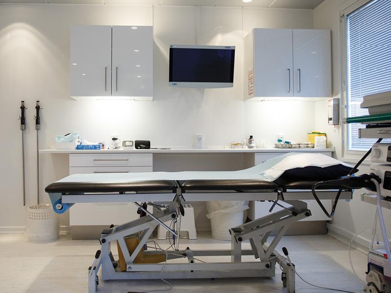 Klinikken er akkrediteret uden anmærkninger